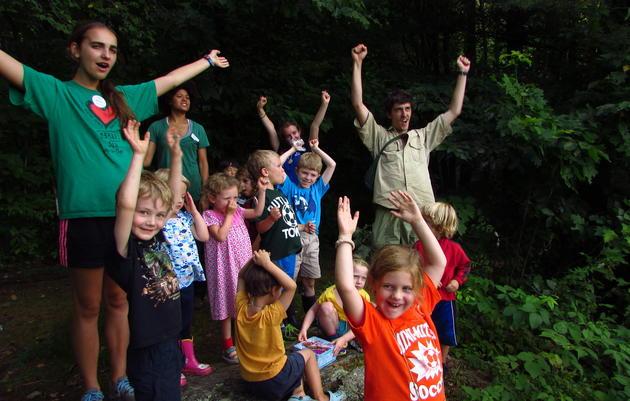 Preschool Nature Camp
