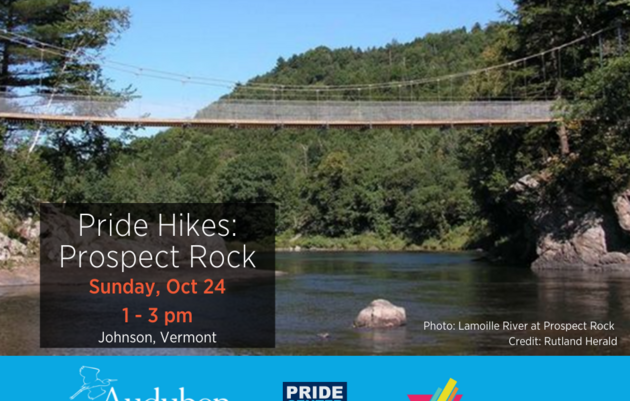 Pride Hikes: Prospect Rock