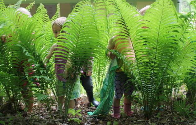 Free Nature Playgroup