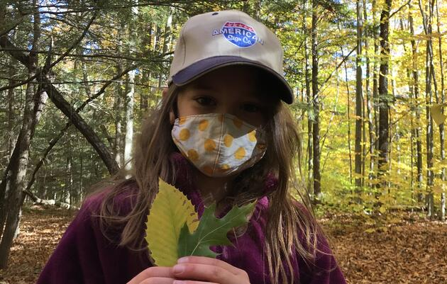 Gender Creative Kids Outing: Audubon Vermont