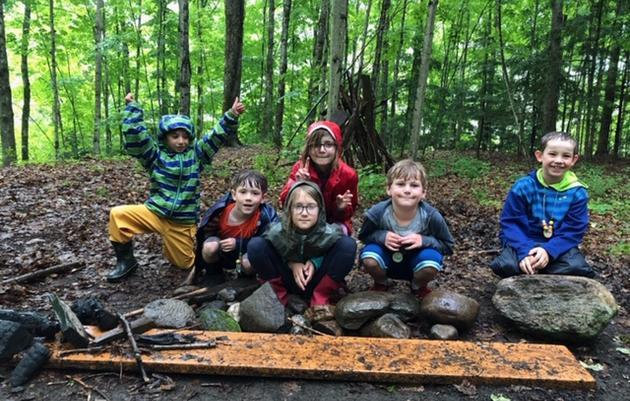 Afterschool with Audubon Vermont