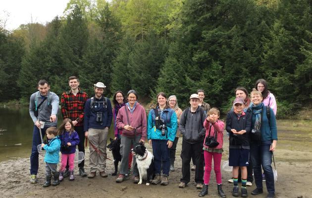 Celebrating Pride Hikes in Vermont