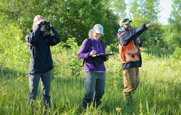 Landowner Assistance - Champlain Valley Bird Initiative