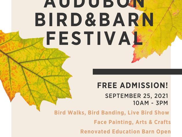 Volunteer at Audubon's Bird and Barn Festival