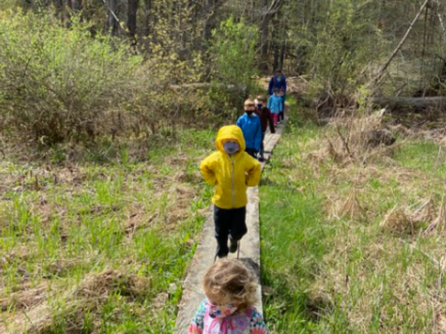 Visiting Peeper and Beaver Ponds