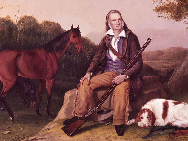 The Myth of John James Audubon