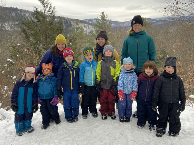 Welcome Back Forest Playschoolers!