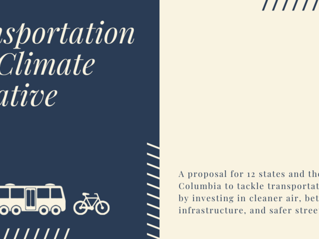 Climate & Transportation Advocates React to State's MOU for Transportation & Climate Initiative (TCI)
