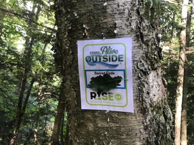 A New Way to Get Outside at the Green Mountain Audubon Center