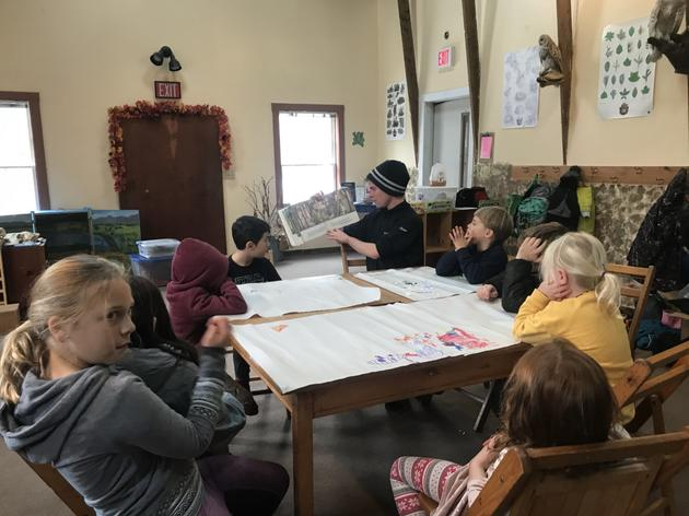 A Season of Exploration and Learning at Audubon Vermont