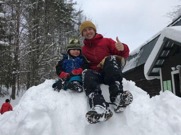 Never Enough Snow!