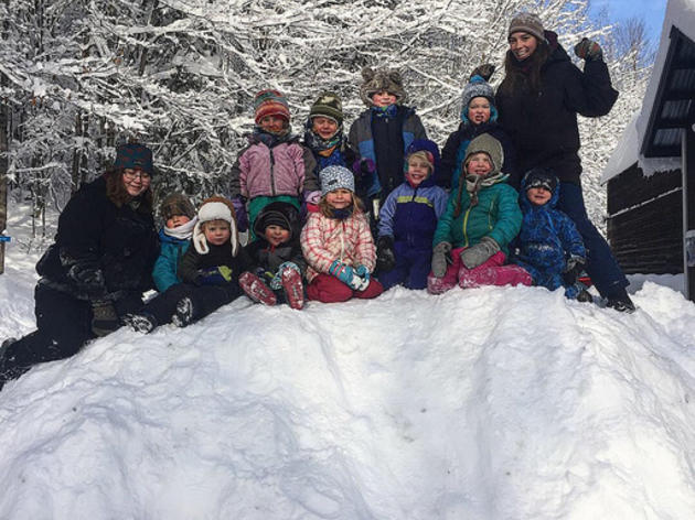 Winter Wonderful Playschool