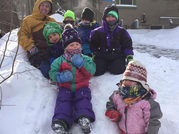 New Snow = More Fun