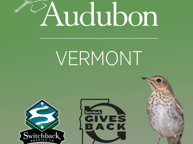Switchback Gives Back to Audubon in October!