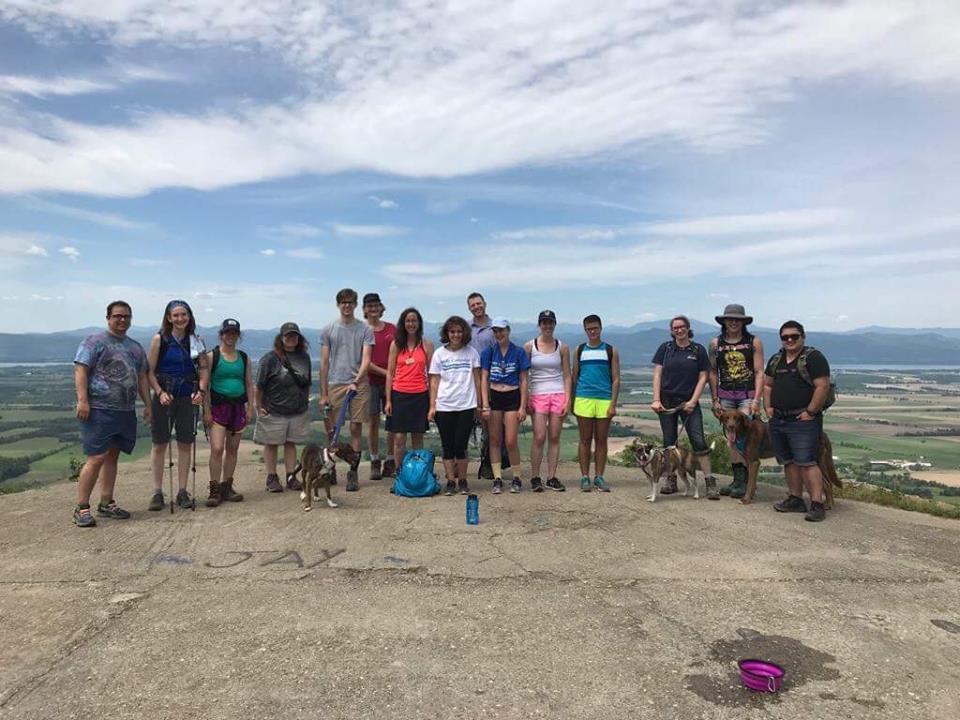 Pride Hikes: Snake Mountain