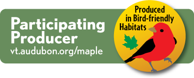 Bird-Friendly Maple Habitat Badge