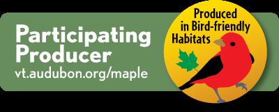 Bird-Friendly Maple Habitat Badge