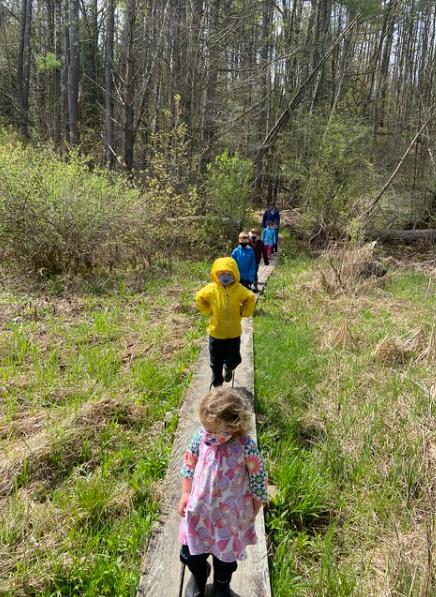 Beaver Pond hike.