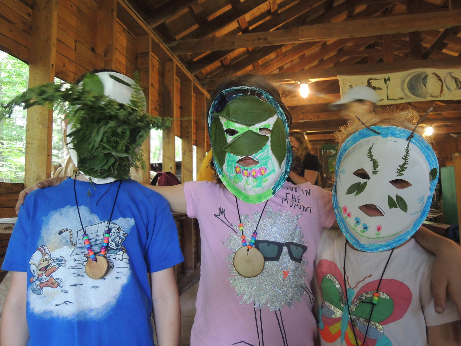 Camo Masks Camp