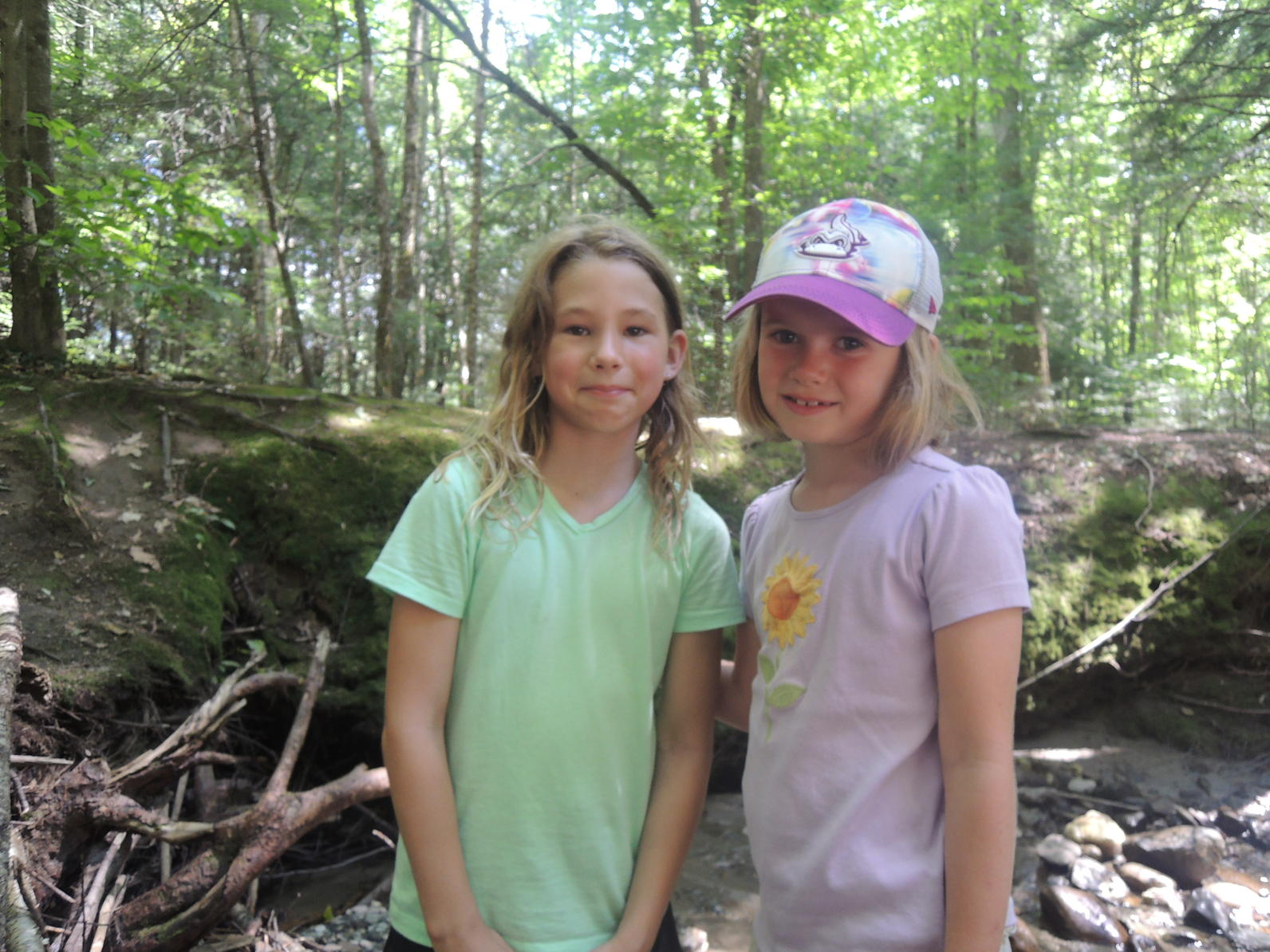ecology day camp friends