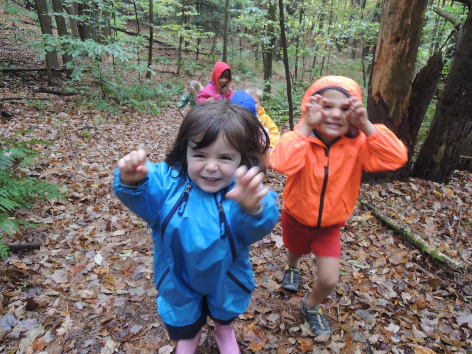 Preschoolers Roar