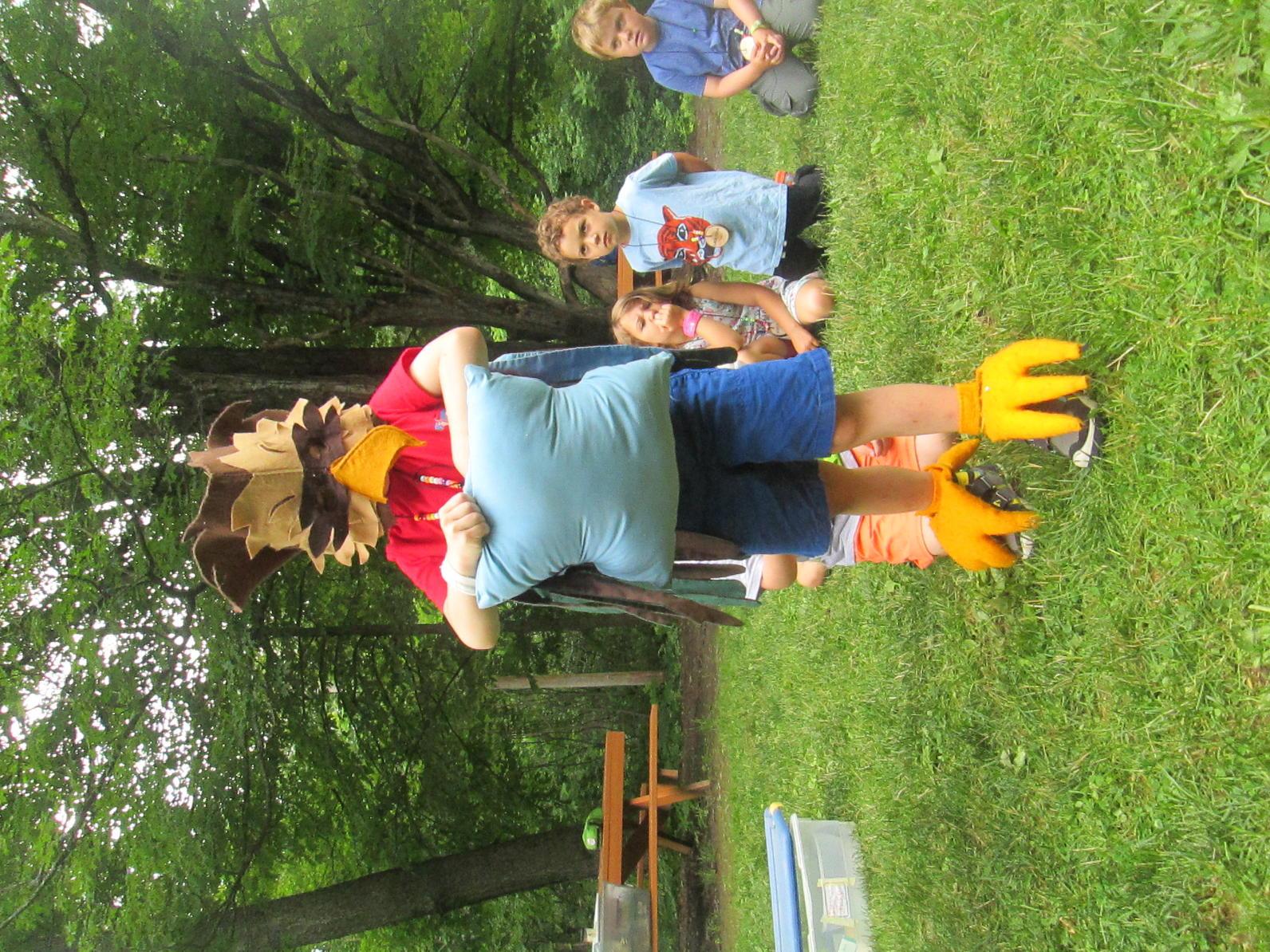 Dress a Bird Pre-K Camp