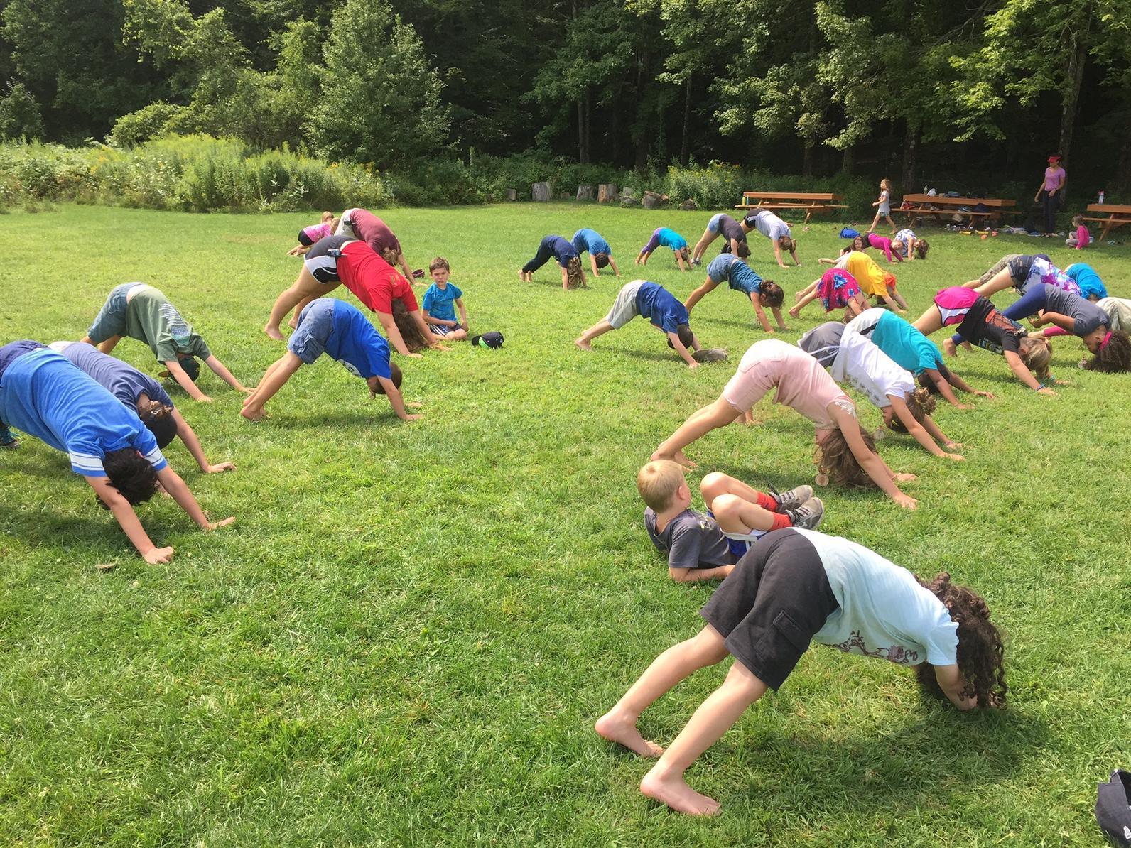Nature Yoga Camp