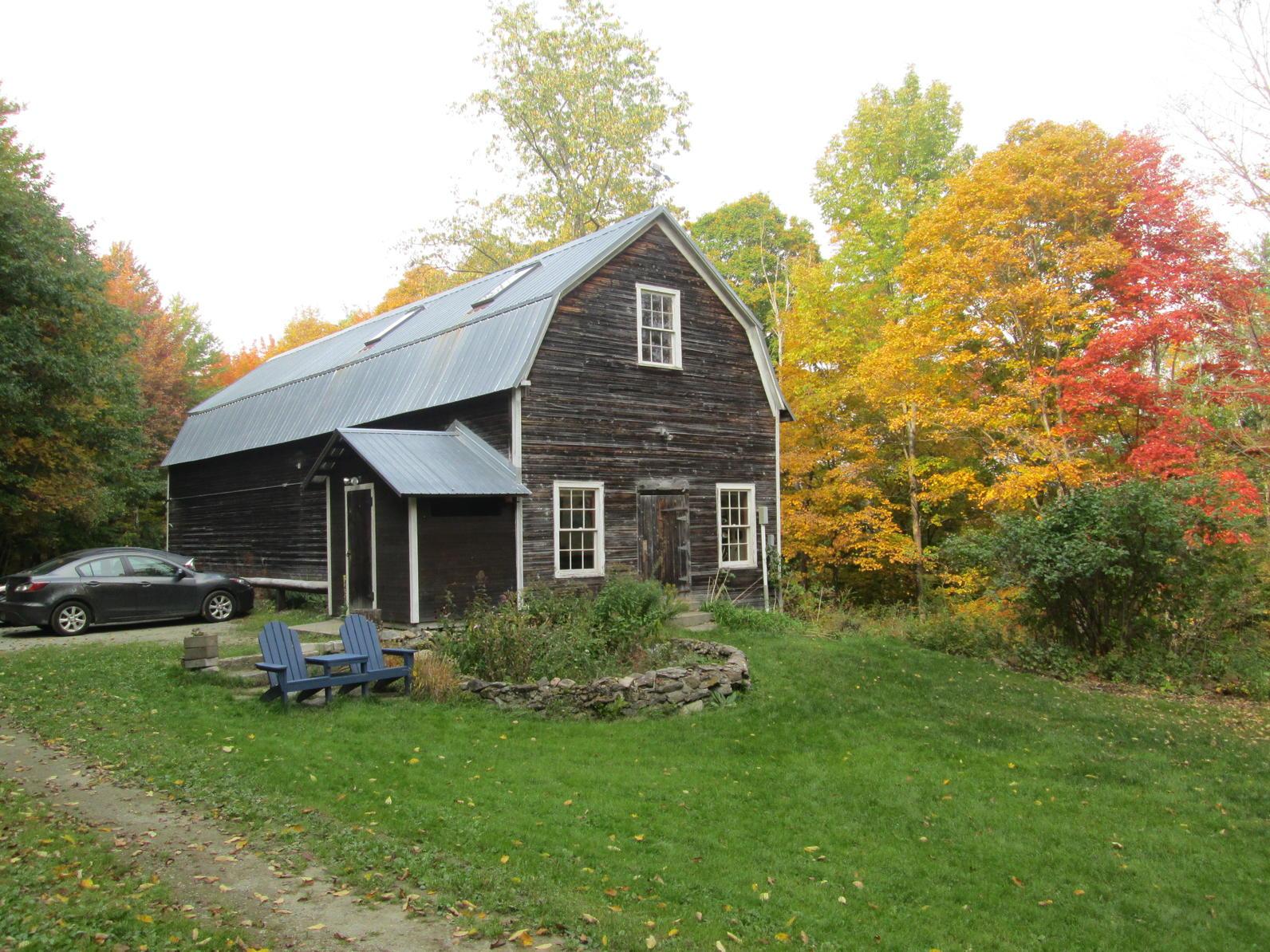 GMAC Barn
