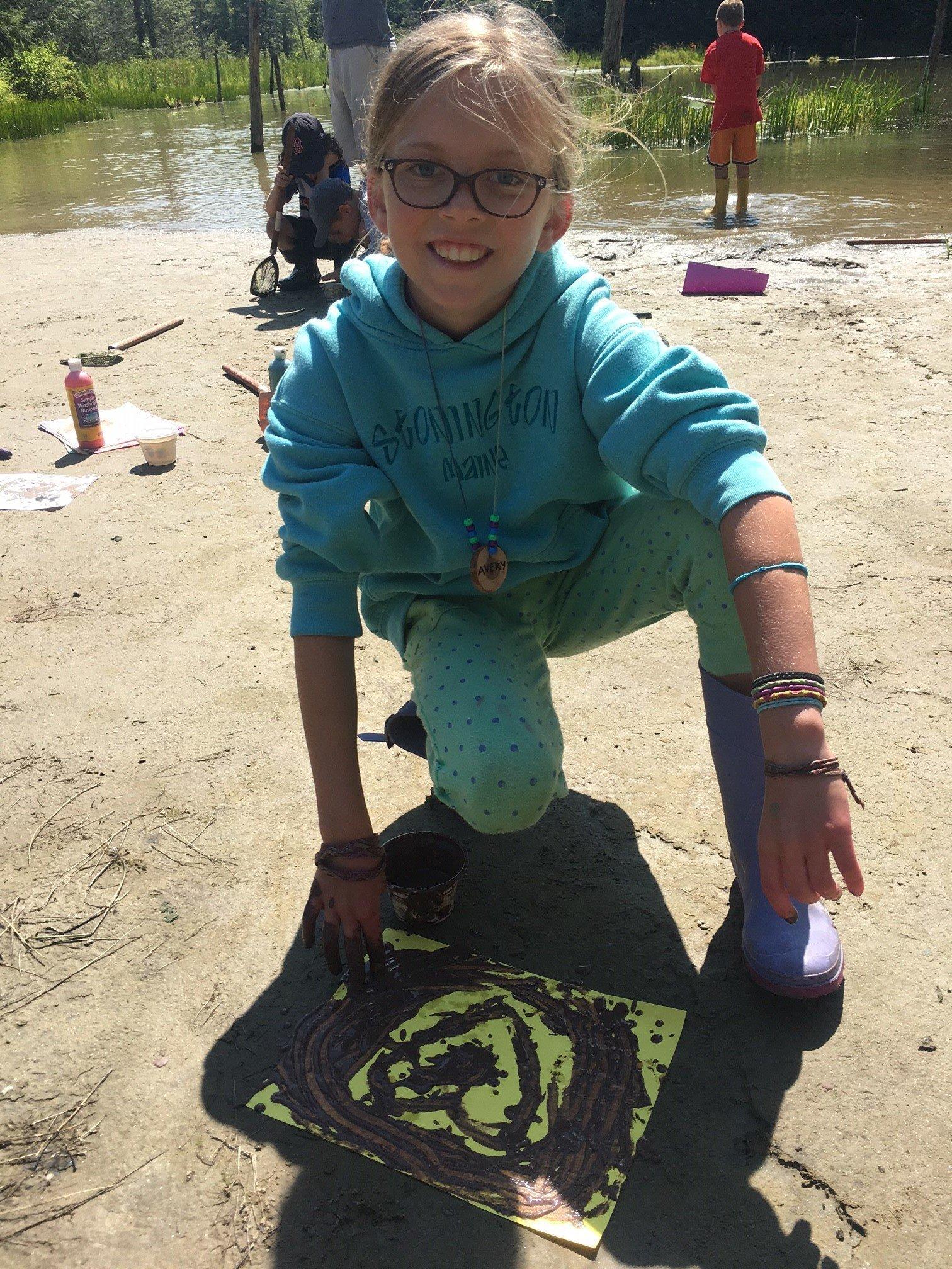 Mud Art Camp