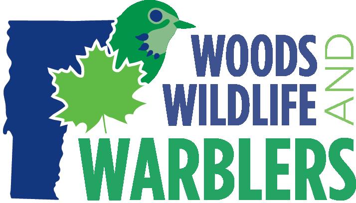 Woods, Wildlife and Warblers logo