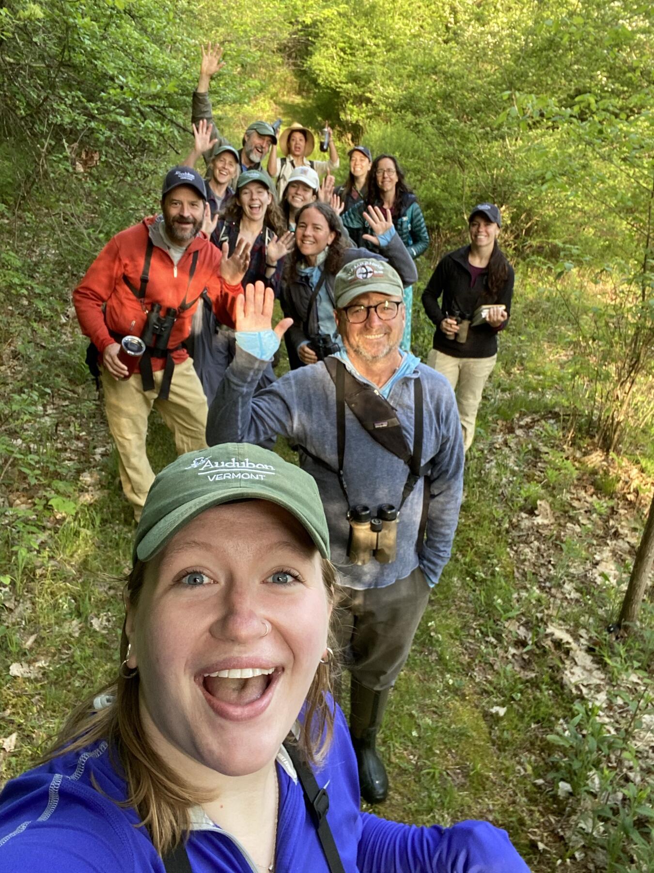 Birdathon 2021 Audubon Staff
