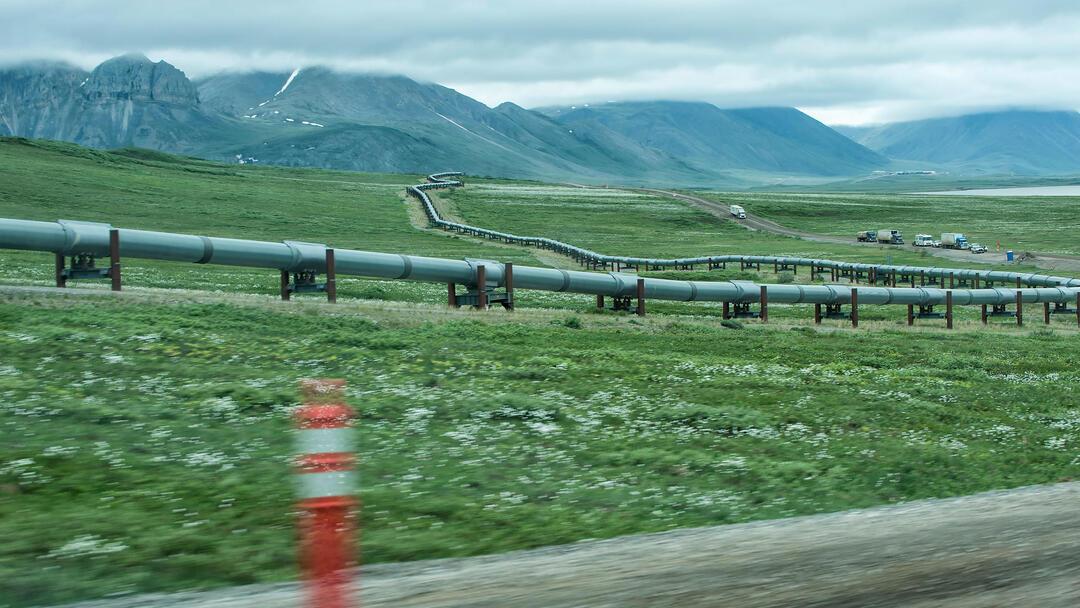 Dalton Highway, Arctic National Wildlife Refuge, Alaska